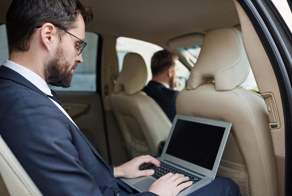 Privéchauffeur huren doet u bij Business Class